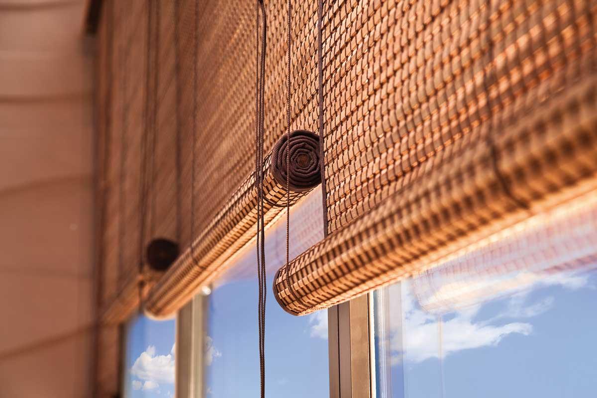 Sichtschutz Lamellen vom Hersteller