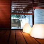 Sichtschutz-Lamellen Holz